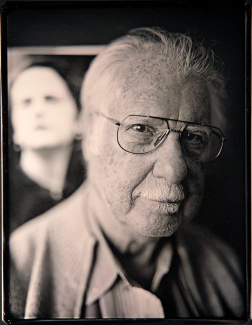 Mike Robinson, </span><span><em>Dave Heath, 2009</em>