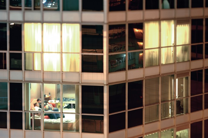 Anna-Katharina Scheidegger, </span><span><em>Toronto Nights #5, 2008</em>