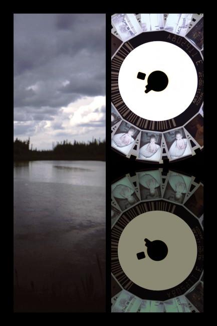Erin Ashly Ruttan / Kirsten White, </span><span><em>Lagoon 2008 / Edith After Eduard  2008</em>