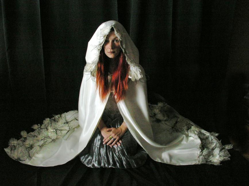 Violet Fodor, </span><span><em>The Cloak,</em>, </span><span>Digital Colour Print,   8 x 10
