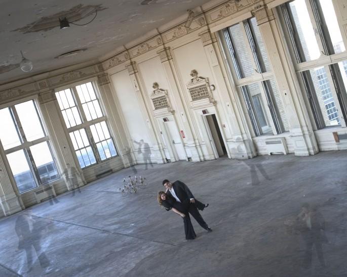 Janis Rees, </span><span><em>The Waltz, 2007</em>, </span><span>16 x 20