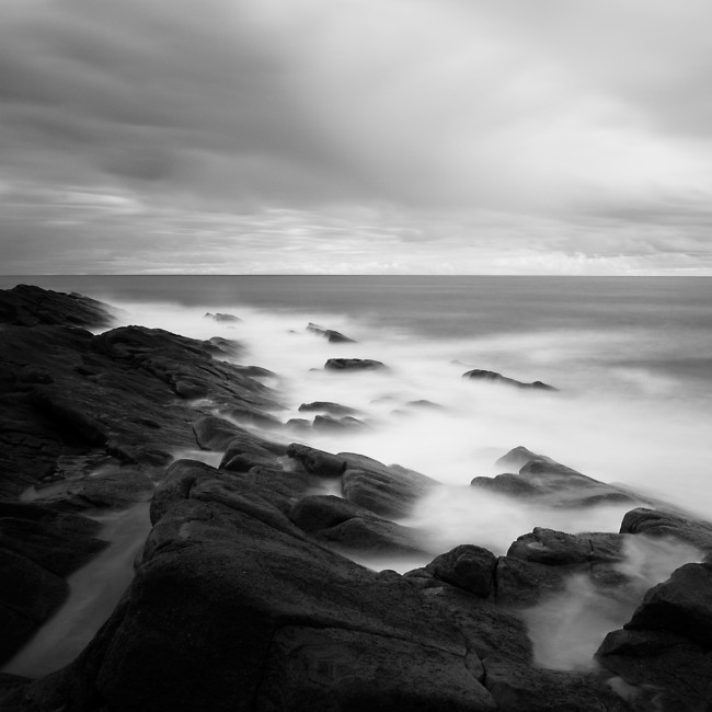 Stephen Lai, </span><span><em>Rocks - Cape Pea (NFLD) 2008</em>