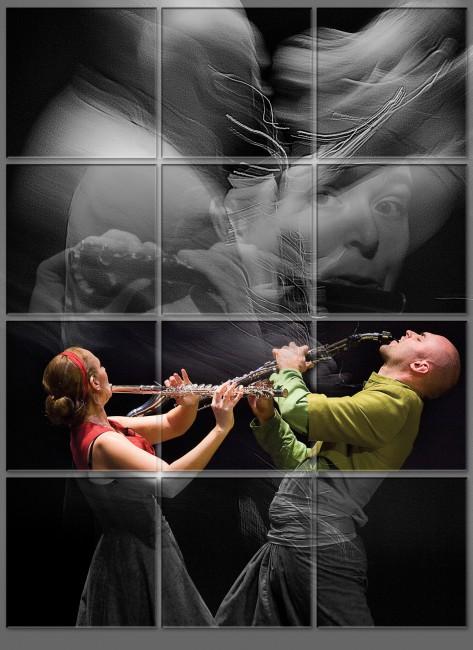 Alan Dunlop, </span><span><em>Stockhausen Project, 2008</em>