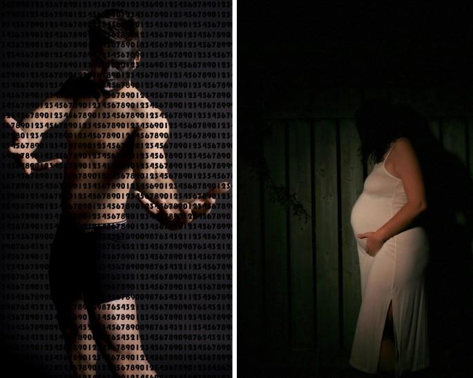 Walter Segers and Michele Crockett, </span><span><em>re:Pro, 2008</em>, </span><span>8 x 10