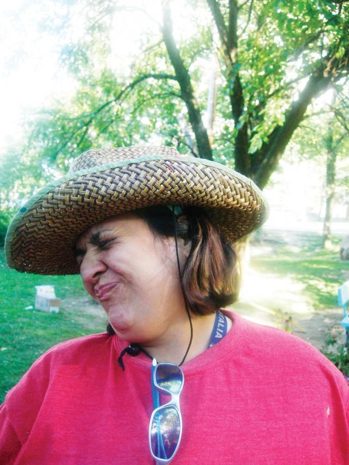 Leah Houston, </span><span><em>Raffeala, 2008</em>