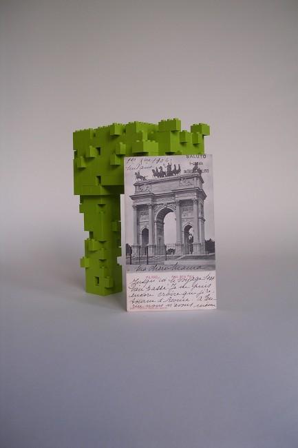 Paul de Guzman, </span><span><em>&lt;I&gt;Perspectives on Milano Arco della Pace,&lt;/i&gt; 2009</em>