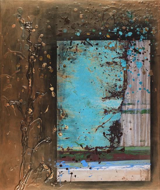 John Huba, </span><span><em>Photograffiti: The Armada Sails West, 2008</em>, </span><span>Metallic Paper, 16 x24