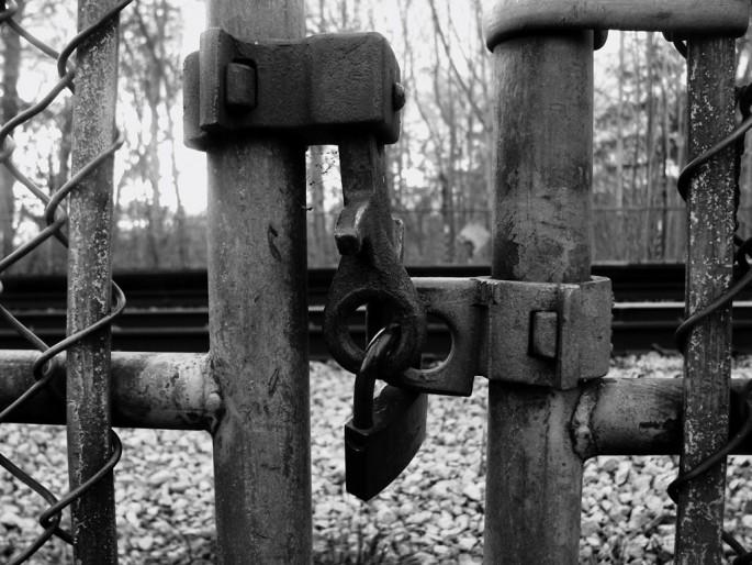 Daniel Vasek, </span><span><em>Locked Out</em>, </span><span>2009