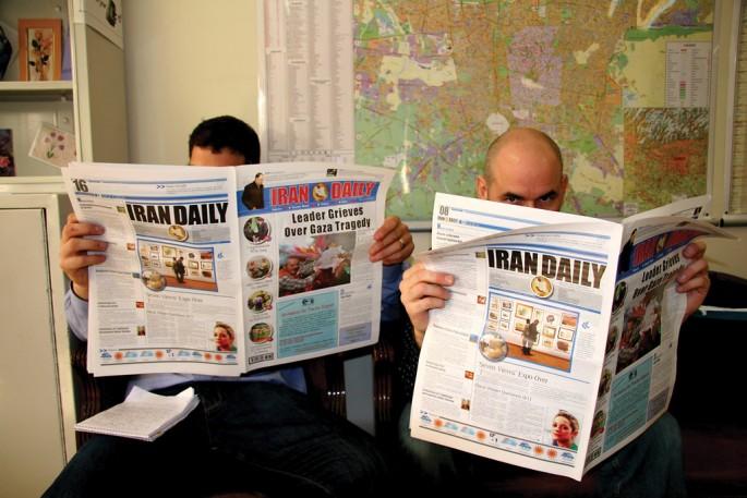 Ed Middleton, </span><span><em>Iran Daily</em>, </span><span>2008