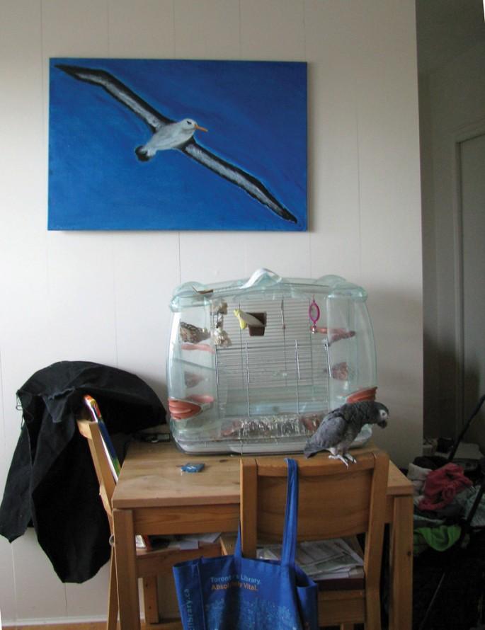 Claire Mercer, </span><span><em>Claire Mercer's Kitchen Table</em>, </span><span>2010