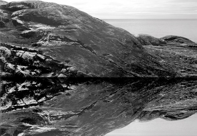 Brian Anderson, </span><span><em>Reflection #1</em>, </span><span>2010