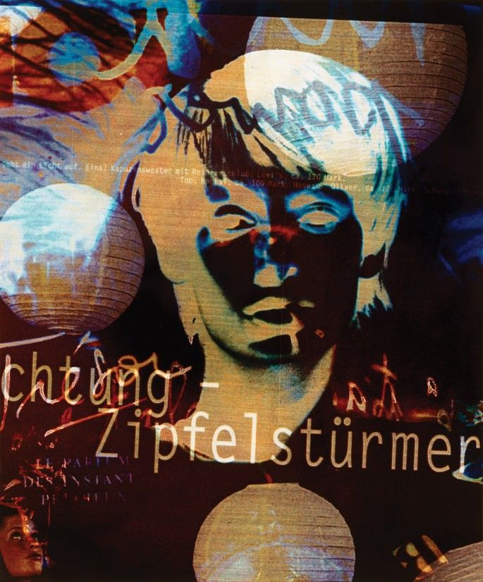 Fabienne Good, </span><span><em>Zipfelsturmer</em>, </span><span>2003
