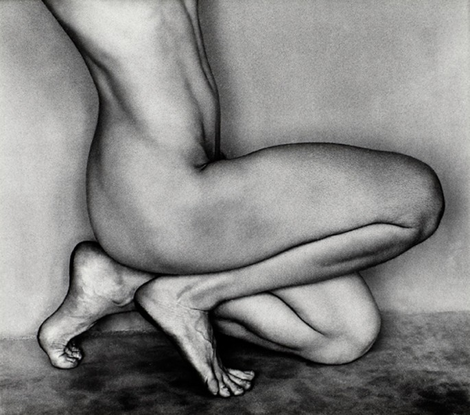 Edward Weston, </span><span><em>Nude 62N</em>, </span><span>1927