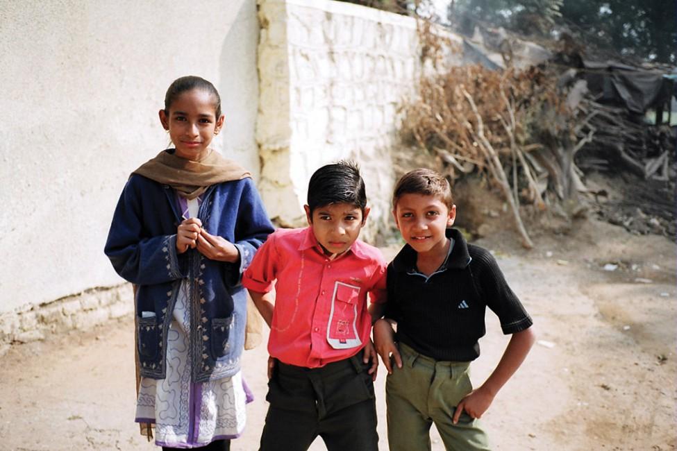 Vincent Luk, </span><span><em>Child Bollywood</em>, </span><span>2009