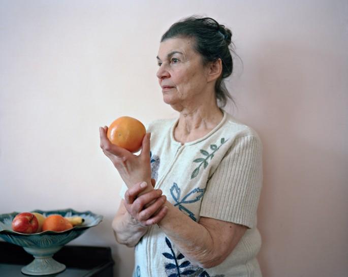 Meera Margaret Singh, </span><span><em>Grapefruit</em>, </span><span>2008
