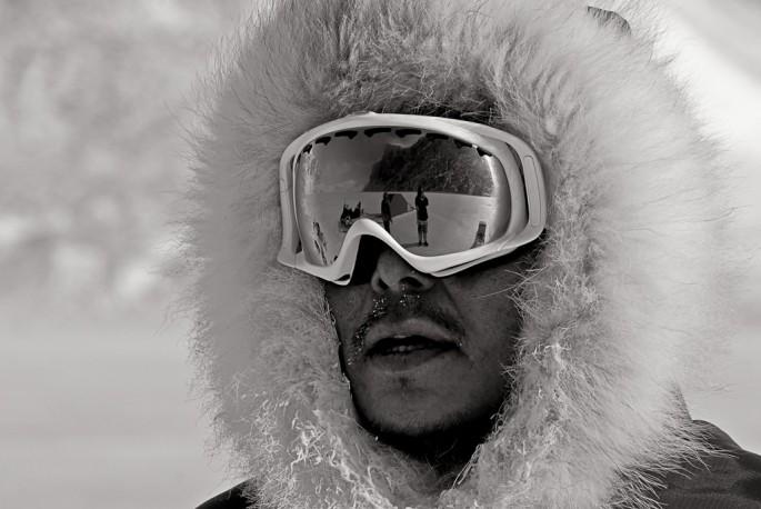 Frank Seiferth, </span><span><em>Inuit Portrait</em>, </span><span>