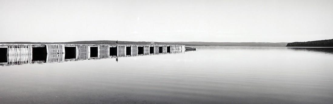 Tom Zsolt, </span><span><em>Child Running on Dock</em>, </span><span>2003