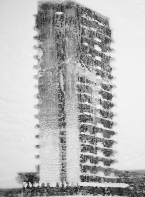 Beverly Owens, </span><span><em>Shimmer (Detail)</em>, </span><span>2010