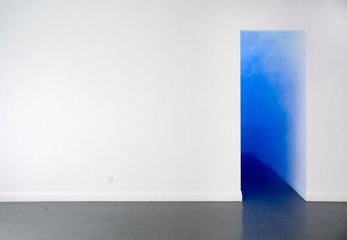 Geoffrey Pugen, </span><span><em>Blue Room</em>, </span><span>2011