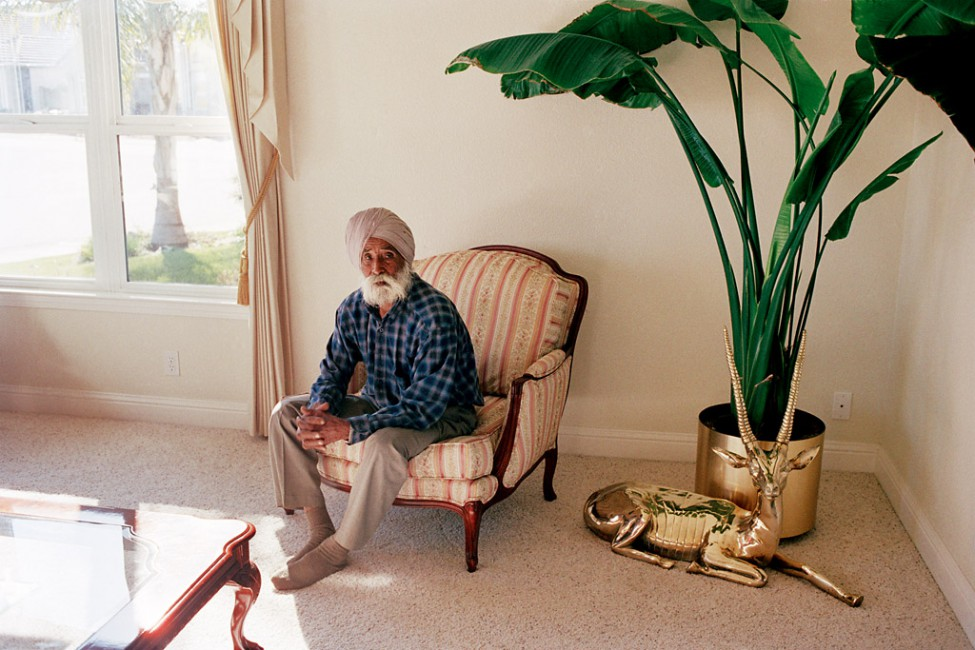 Gauri Gill, </span><span><em>Kundan Singh. Yuba City, California</em>, </span><span>2001 Courtesy the artist and Bose Pacia, New York