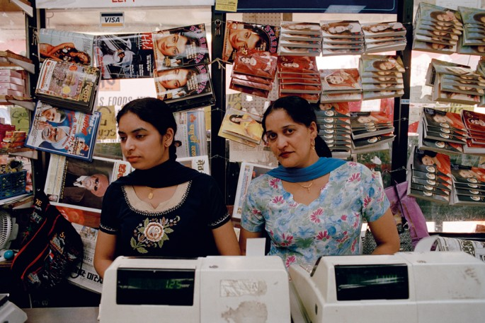 Gauri Gill, </span><span><em>Grocery store in Queens. New York</em>, </span><span>2004 Courtesy the artist and Bose Pacia, New York