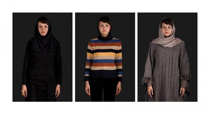Gohar Dashti, </span><span><em>Me, she and the others 3</em>, </span><span>2008
