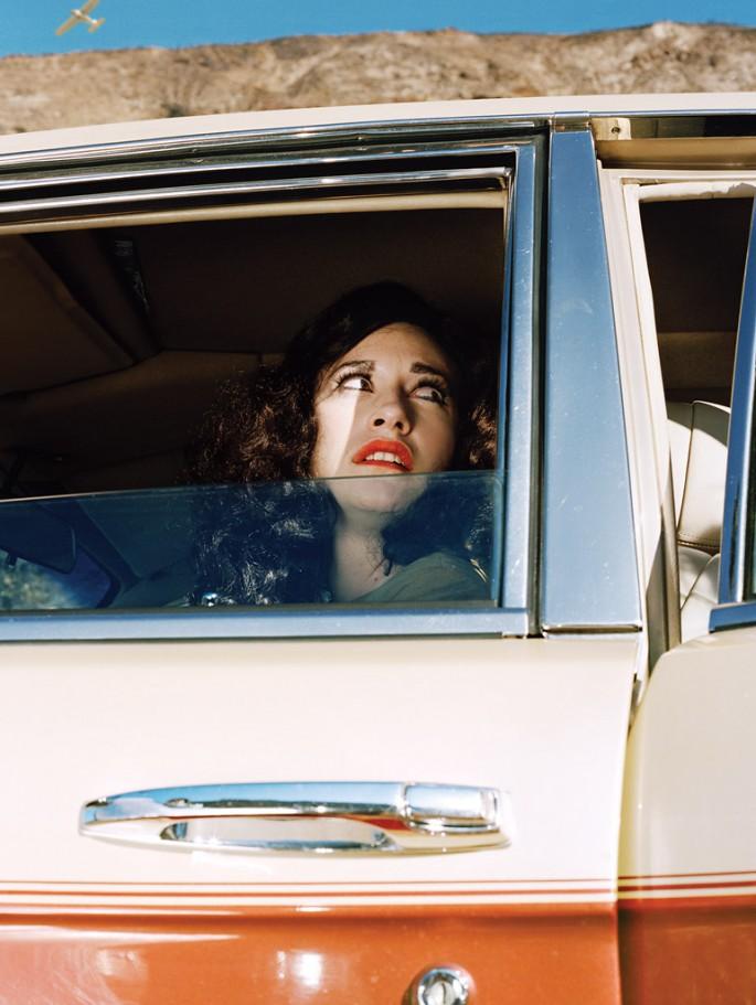 Alex Prager, </span><span><em>Sheryl (from The Week-End)</em>, </span><span>2009 Courtesy of Yancey Richardson Gallery, NYC