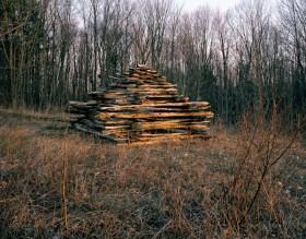 Darren Rigo, </span><span><em>Cedar Rail Structuration</em>, </span><span>2010