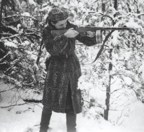 A Partisan's Memoir, Second Story Press, </span><span><em>New Automatic Rifle, Forests near Pinsk</em>, </span><span>1943