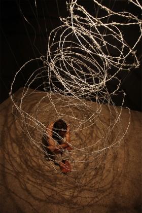 Mahmoud Maktabi, </span><span><em>My Freedom is Inside</em>, </span><span>2010