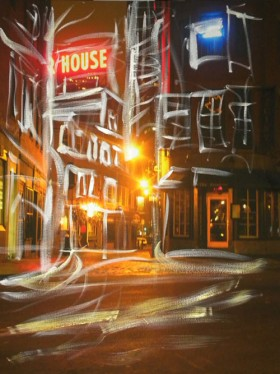 Pete Kasprzak, </span><span><em>The Oyster House</em>, </span><span>