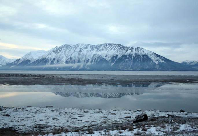 Soumen Karmakar, </span><span><em>Reflection Over Alaska</em>, </span><span>