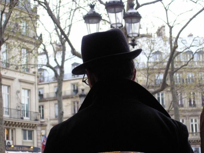 Sid Tabak, </span><span><em>Paris</em>, </span><span>2009