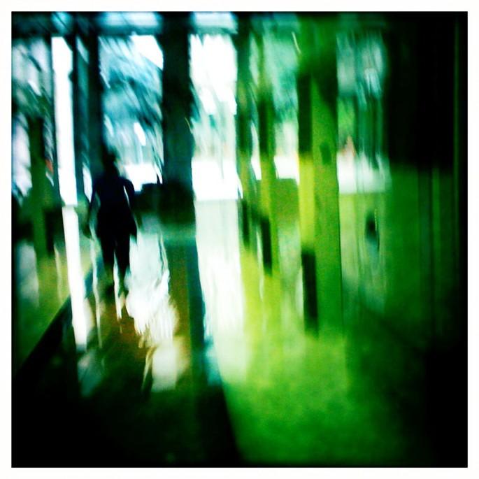 Michael Kohn, </span><span><em>Luminato Lobby</em>, </span><span>2010