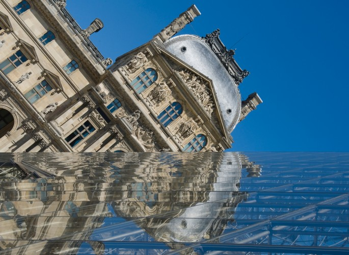 Patrick Colpron, The Louvre, 2010