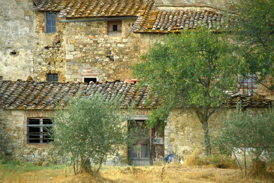 Margarete Brunner EFIAP, </span><span><em>Farmhouse in Tuscany</em>, </span><span>2007
