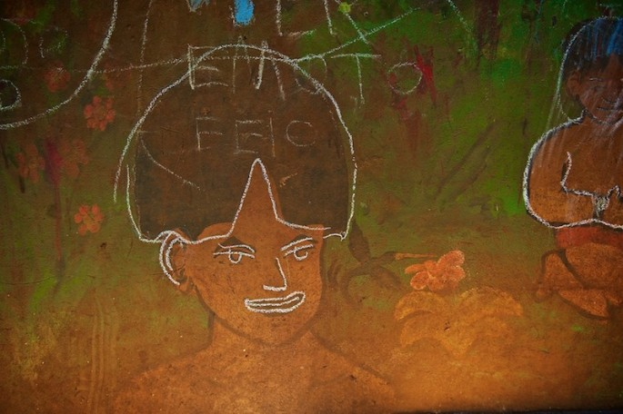 @ Louis Au / f11project 2011, Guarani Mbya, 2011