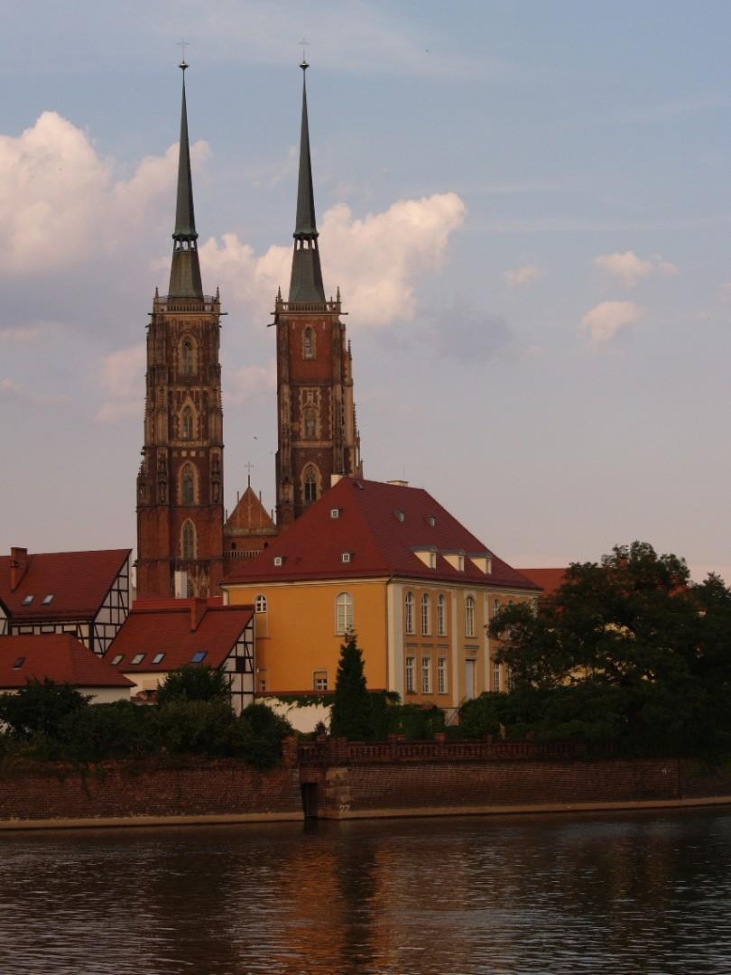 Peter Figura, Wroclaw - Ostrow Tumski, 2010