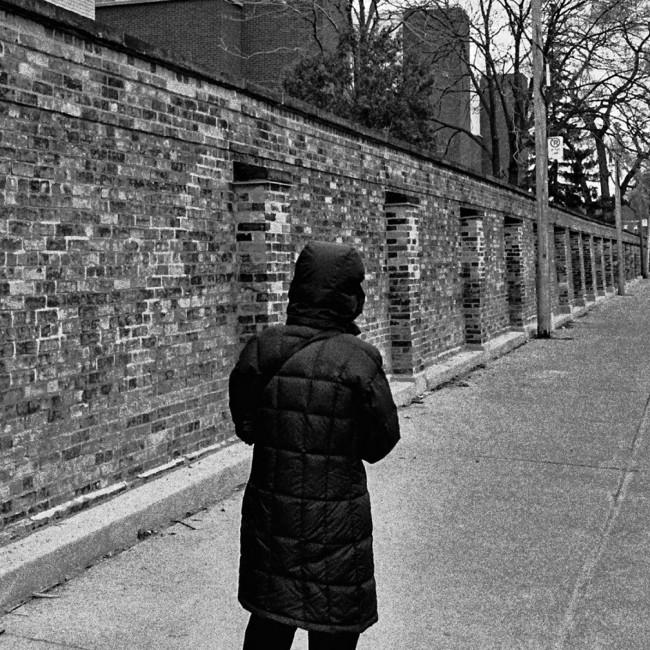 Matthew Kudelka, </span><span><em>Wall</em>, </span><span>2011