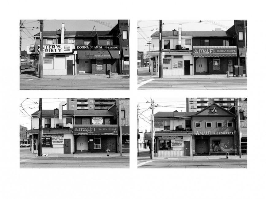 Patrick Cummins, </span><span><em>227 – 229 Church Street (January 1986, August 1987, May 1997, October 2002)</em>, </span><span>1986-2002