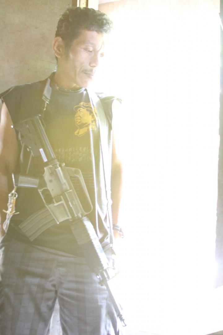 Mark Boulos, </span><span><em>Commander Ivy, No Permanent Address</em>, </span><span>2010
