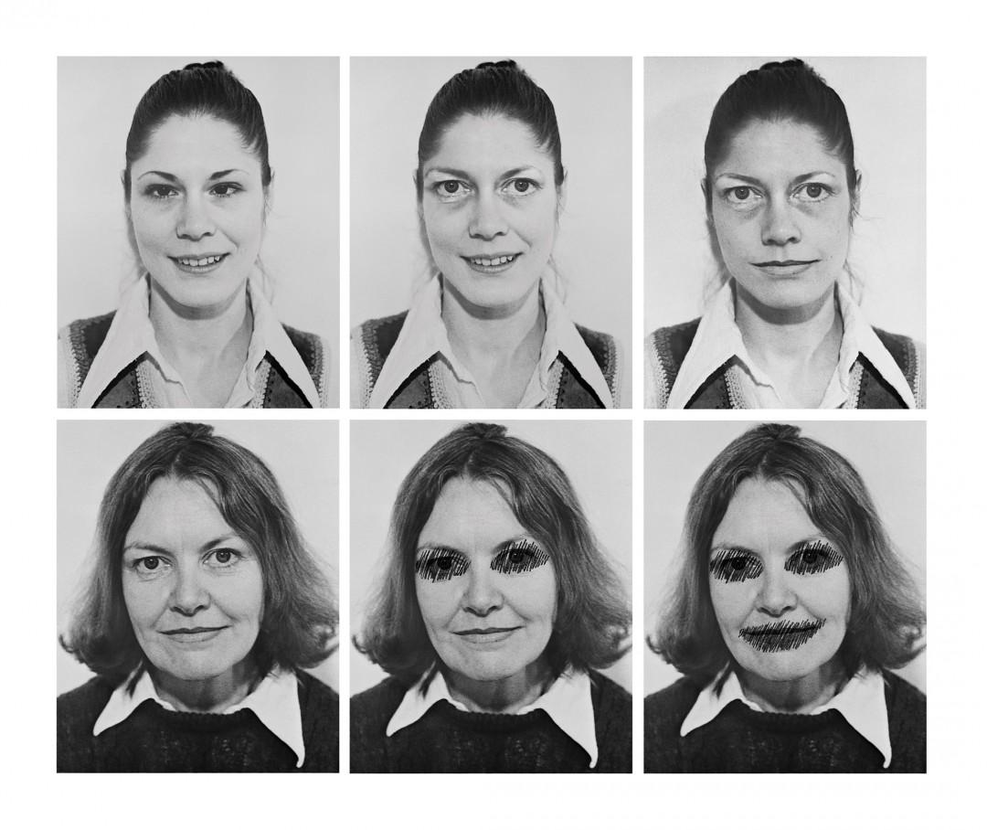 Suzy Lake, Suzy Lake as Francoise Sullivan, 1975/2012 Courtesy of Georgia Scherman Projects, Toronto