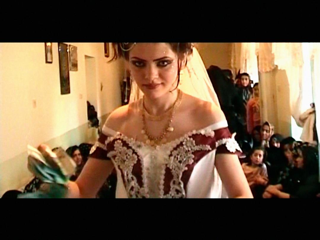 Samira Eskandarfar, </span><span><em>Film still from Dowry for Mahrou</em>, </span><span>2006