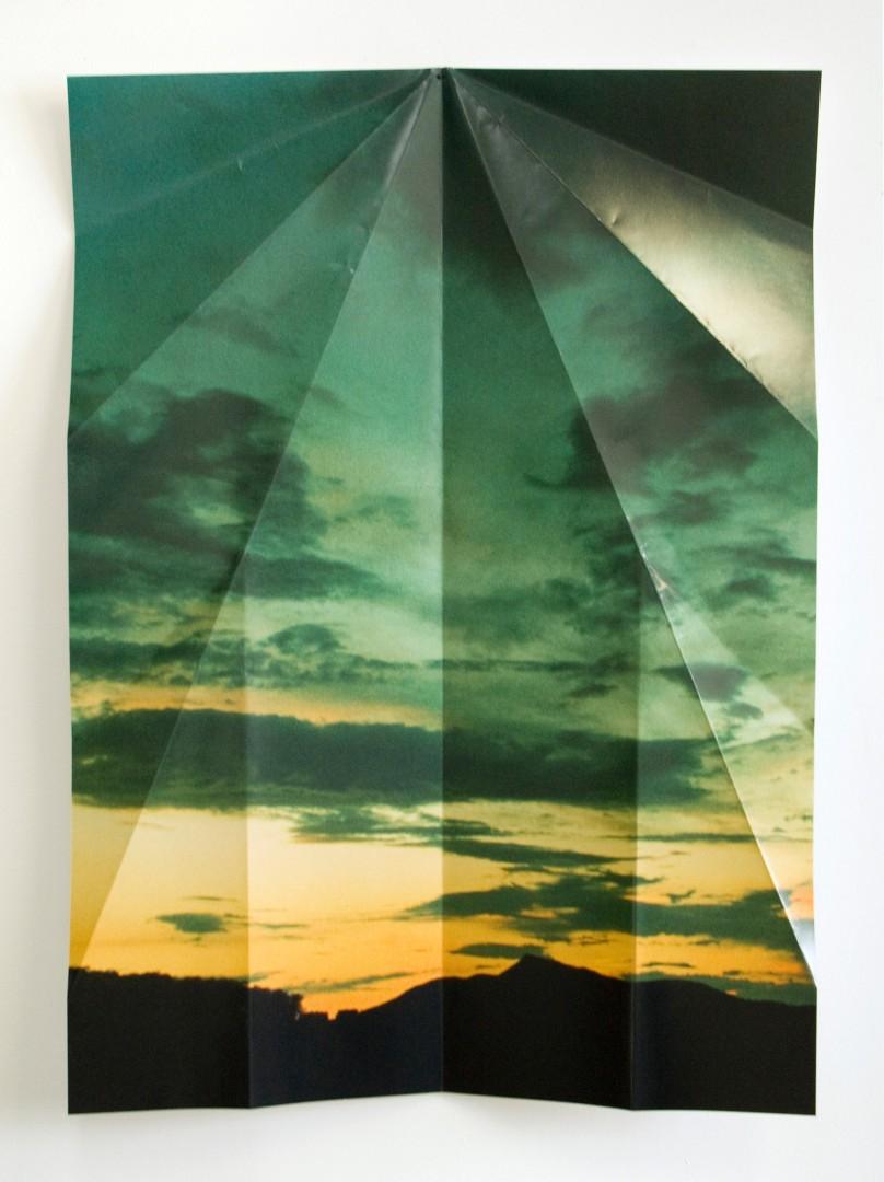 Letha Wilson, Sunset Airplane Wilderness Ranch, 2010