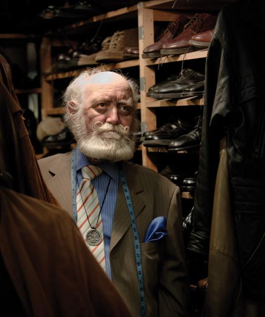Robert Poulton, </span><span><em>The Tailor</em>, </span><span>2011