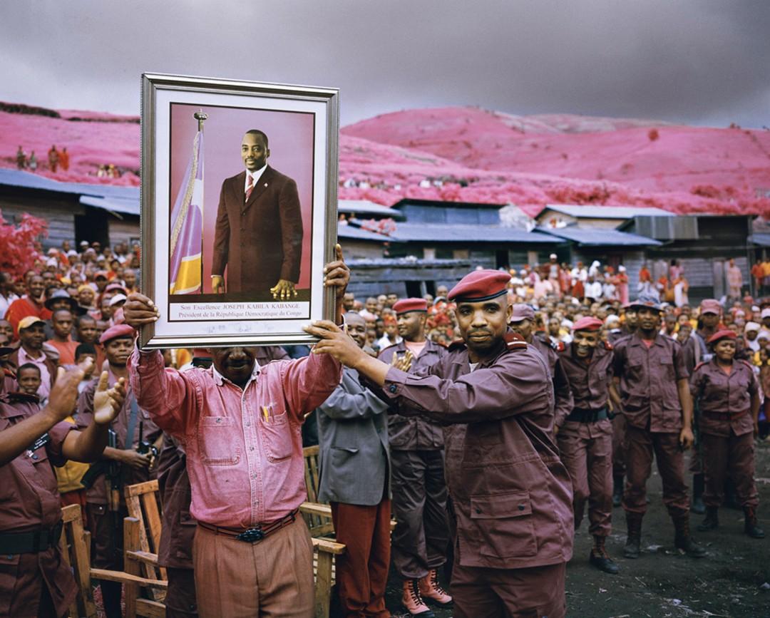 Richard Mosse, </span><span><em>Kabila Kabanga</em>, </span><span>2011 Courtesy of the artist and Jack Shainman Gallery, New York