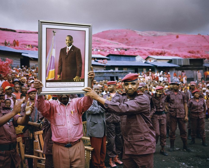 Richard Mosse, </span><span><em>Kabila Kabanga</em>, </span><span>2011 Courtesy of the artist and Jack Shainman Gallery, New York