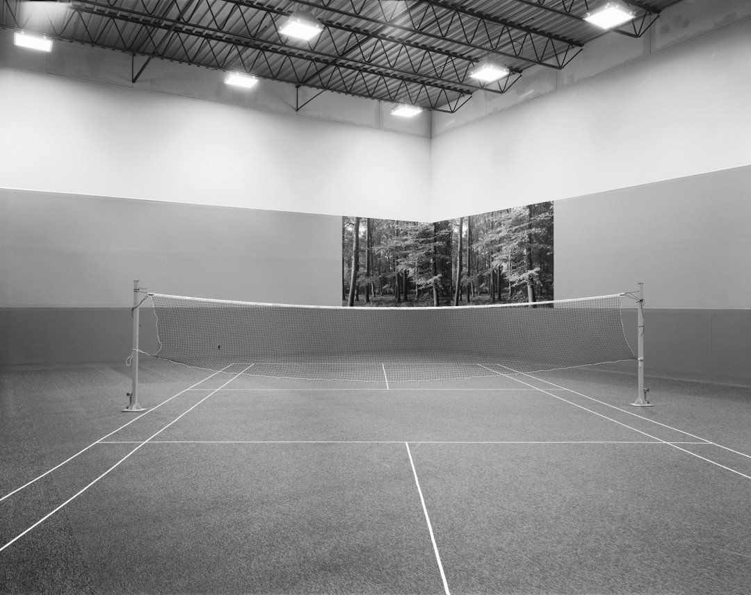 Lynne Cohen, Racquet Club, c. 1981/86 Private Collection