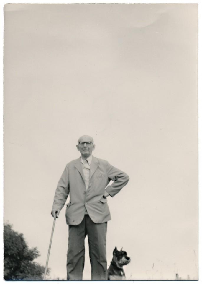 Uknown, Untitled, c 1950