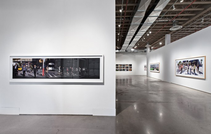 Installation view of &lt;em&gt;Public: Collective Identity | Occupied Spaces&lt;/em&gt;, Museum of Contemporary Canadian Art, 2012, </span><span>  © Toni Hafkenscheid